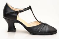 Туфли для исторических танцев (Кожа)