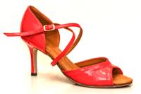 Яркие танго-туфли